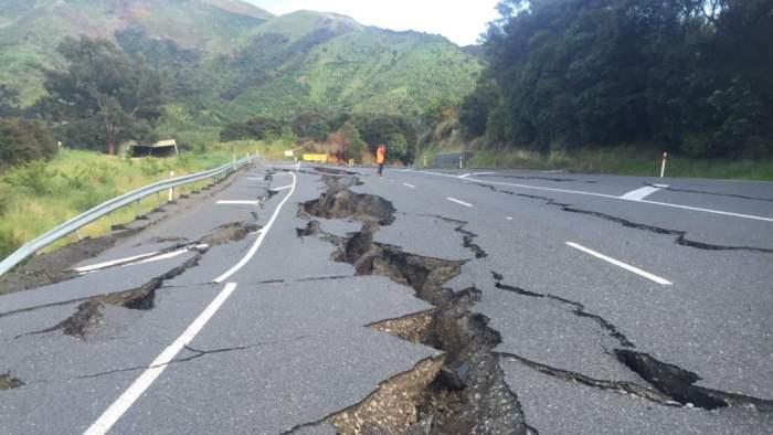 землетрясение новая зеландия