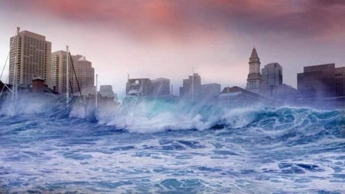 изменение климата, затопление,