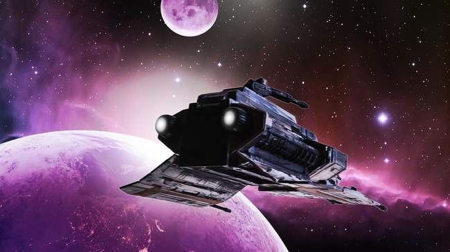 космос, пришельцы, спутники, SpaceX, Starlink,