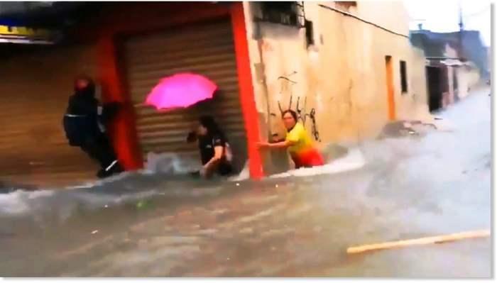наводнение эквадор