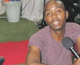 пастор, Южная Африка, пукает, люди, исцеление,