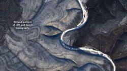 Странные полосы, обнаруженные спутником НАСА в России, озадачили ученых