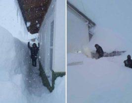 полярная весна, снег, погода,