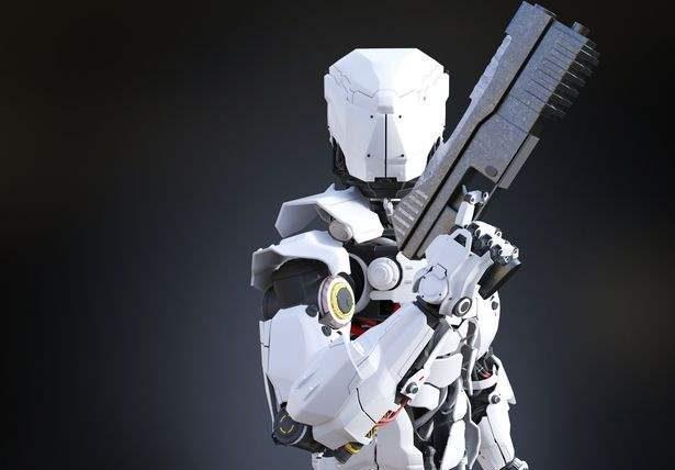 роботы, убийцы, Google, 2025, США,