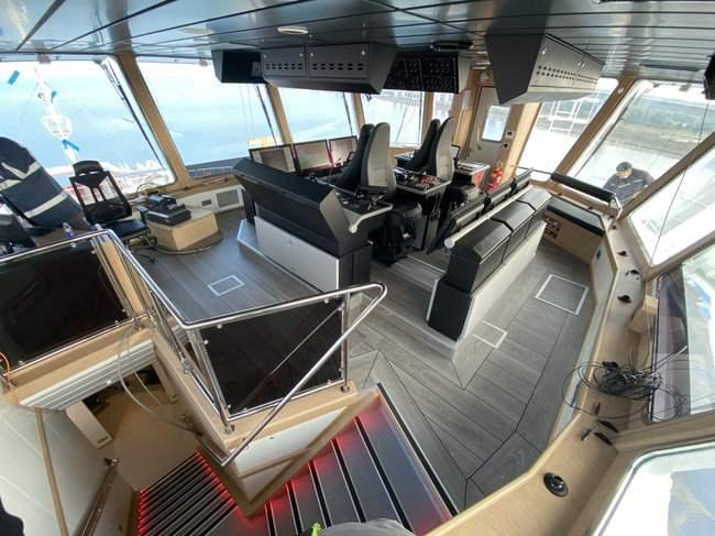 электрический паром, MF Bastø Electric , Норвегия,