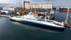 Самый большой в мире электрический паром MF Bastø Electric начинает работу