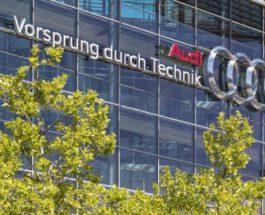 Audi, двигатели,