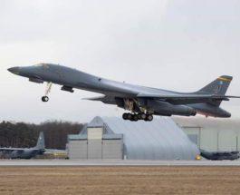 B-1B Lancer, ВВС США, Польша,