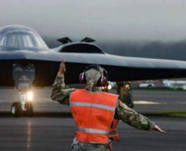 B-2 Spirit, бомбардировщики, США, Португалия,