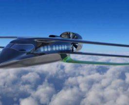 Bio Electric Hybrid Aircraft, самолет, будущее,