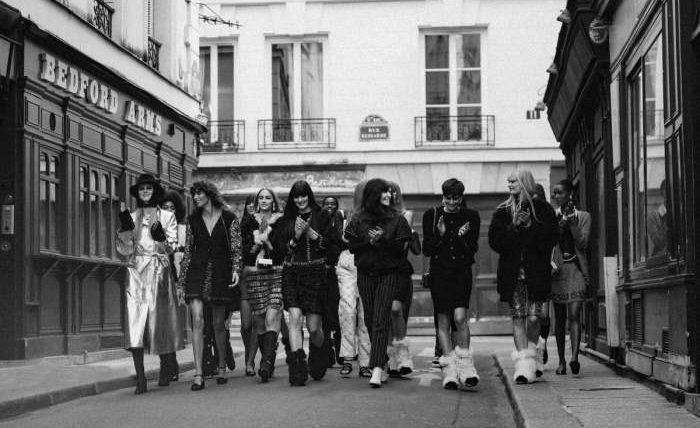 Chanel, Париж, неделя моды,