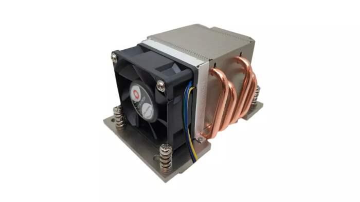 Dynatron, кулер, EPYC Threadripper, система охлаждения,