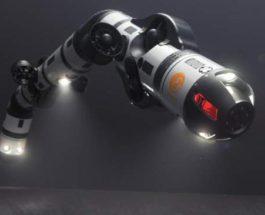 Eelume, подводный робот,