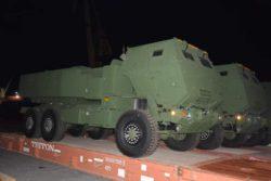 Румыния получила первые ракетные установки американского производства