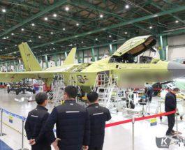 KF-X, истребитель, Южная Корея,