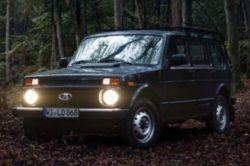 Поклонник Lada Niva Legend из Германии снял свою рекламу о внедорожнике (ВИДЕО)