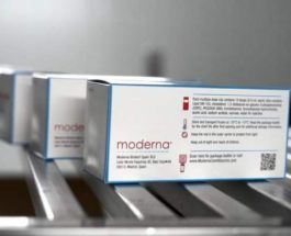 Moderna, вакцина, дети,