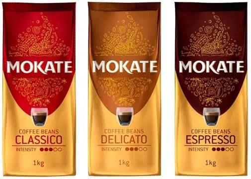 Mokate, бренд,
