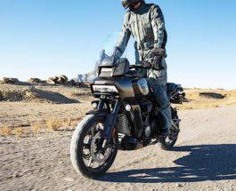 Pan America, Harley-Davidson,