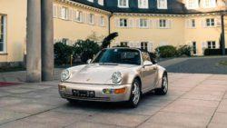 Porsche Марадоны выставлен на аукцион со стартовой ценой в 200 000 евро