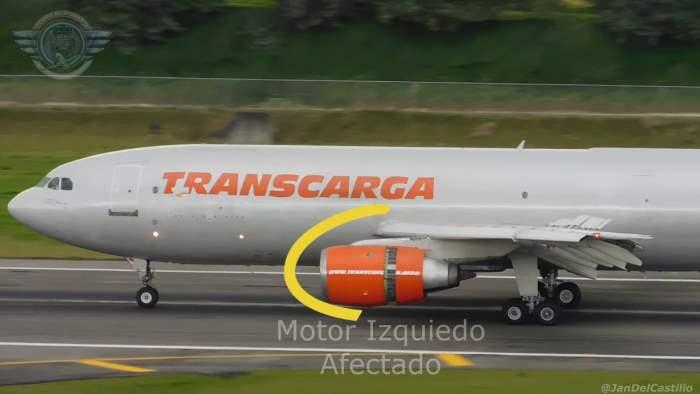 Transcarga Airbus A300