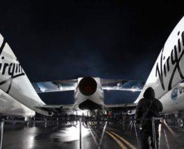 Virgin Galaxy, космический корабль,