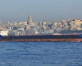 Volgo Balt 179, судно, Румыния, Черное море,