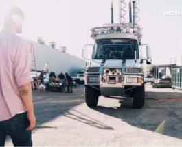 KiraVan, грузовик, апокалипсис,