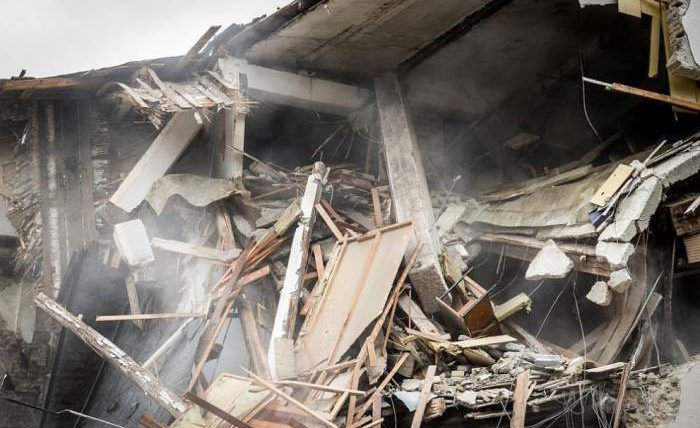 Бангкок, здание, обрушение,