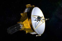 New Horizons сфотографировал «Вояджер-1» с расстояния 11 миллиардов миль