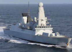 Приближается война? Британия направила в Черное море хорошо вооруженные эсминцы с ракетами