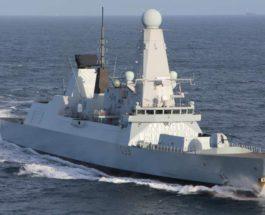 Великобритания, эсминец, Тип 45, Тип 23,
