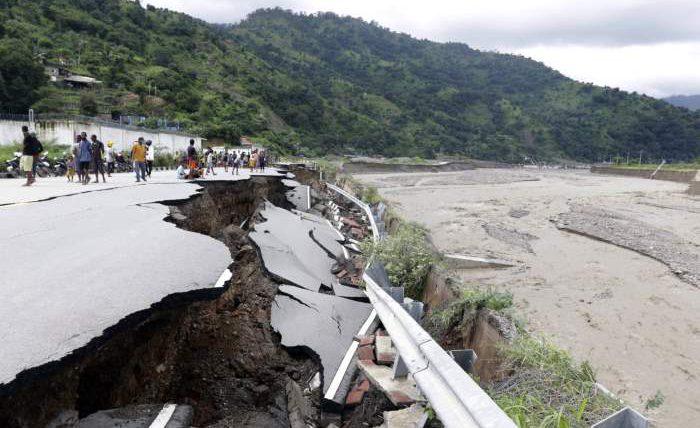Индонезия, наводнения, Восточный Тимор,