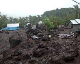 Индонезия, наводнения,