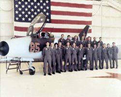 «Красные орлы» — полностью засекреченная эскадрилья ВВС США, вооруженная советскими истребителями: кому это было нужно и откуда США взяли самолеты противника