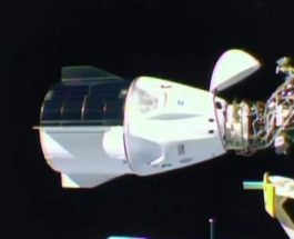 МКС, Dragon, SpaceX,