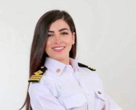 Марва Эльселехдар, капитан, Египет, женщина,