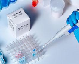 ПЦР, тест, коронавирус,
