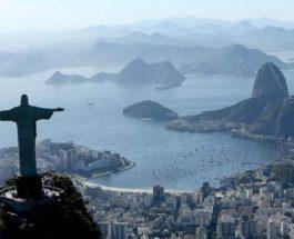 Рио-де-Жанейро, статуя Христа,