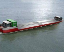 Сена, грузовой корабль,