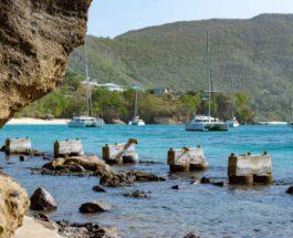 Сент-Винсент, Карибский бассейн,