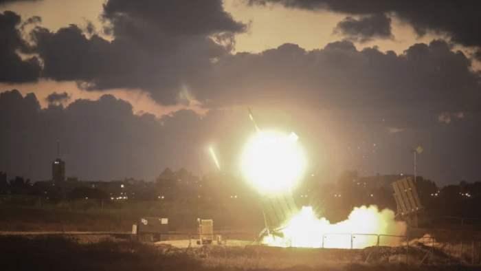 Сирийская ракета, Сирия, Израиль,