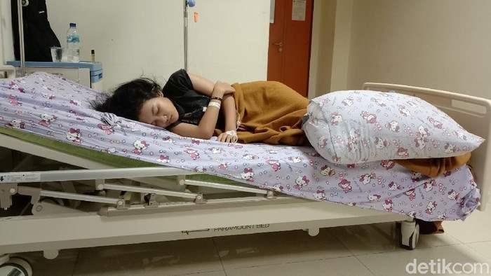 Спящая красавица, Эча, девочка, Индонезия,