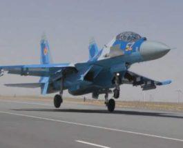 Су-30, Казахстан, крушение,