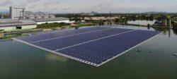 В Таиланде строят плавучие электростанции