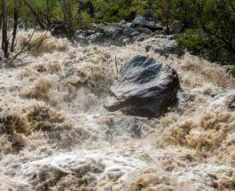 Турция, разлив рек,