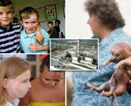 Чернобыль, мутации, радиация,