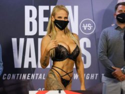 Эбани Бриджес — боксерша, которая привлекает к себе слишком много внимания