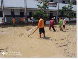 Ява, Индонезия, наводнения,