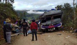 авария, Перу,